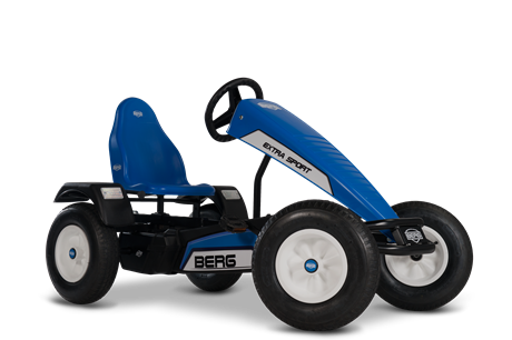 Kart à pédales Berg Extra Sport Blue BFR