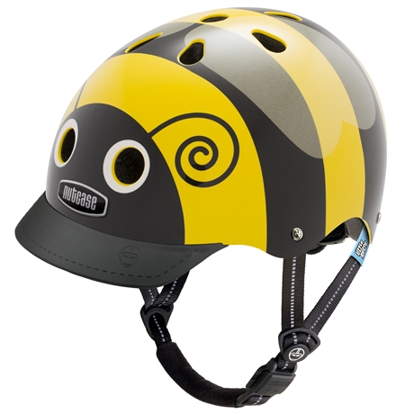 Casque little nutty bumblebee
