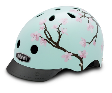 Casque street nutty cherry blossom