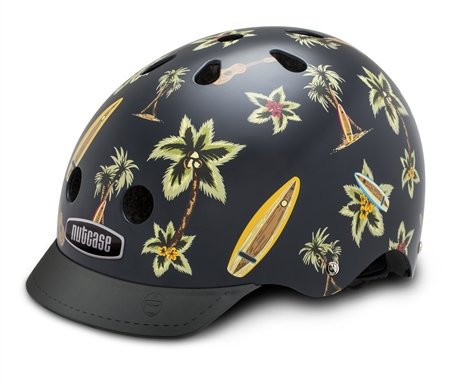 Casque street nutty hawaiian shirt
