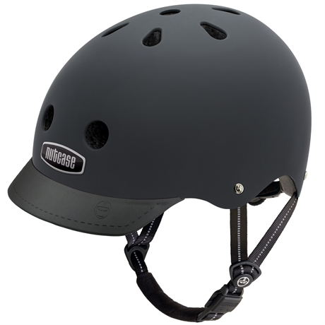 Casque supersolid street blackish