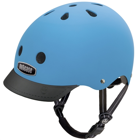 Casque supersolid street bay blue