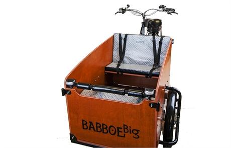 Set de coussins Babboe Big
