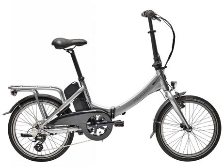 Vélo électrique Peugeot eF02