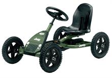Kart à pédales Jeep Junior Pedal Go-Kart