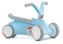 Kart à pédales/ Trottinette Berg GO² BLUE
