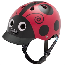 Casque little nutty ladybug