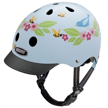 Casque little nutty bluebirds & bees