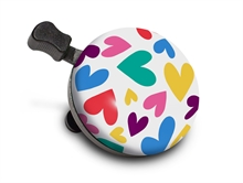 Sonnette - nutcase bell happy hearts