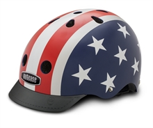 Casque street nutty stars & stripes