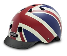 Casque street nutty union jack