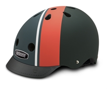 Casque street nutty element stripe (matte)