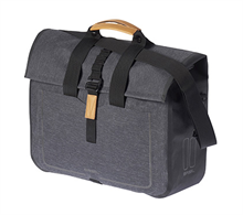 SACOCHE AR VELO LATERALE BASIL URBAN DRY BUSINESS 20L