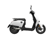 Scooter Electrique - Super Soco CUX Blanche