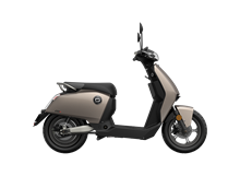 Scooter Electrique - Super Soco CUX Bronze
