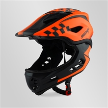 CASQUE CROSS SEDNA ENFANT ORANGE