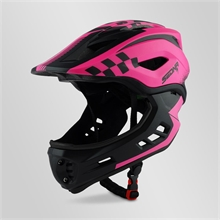 CASQUE CROSS SEDNA ENFANT ROSE
