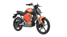 Moto électrique - Super Soco TS1200R Orange