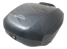 TOP CASE POUR SCOOTER SUPER SOCO CUX GRIS